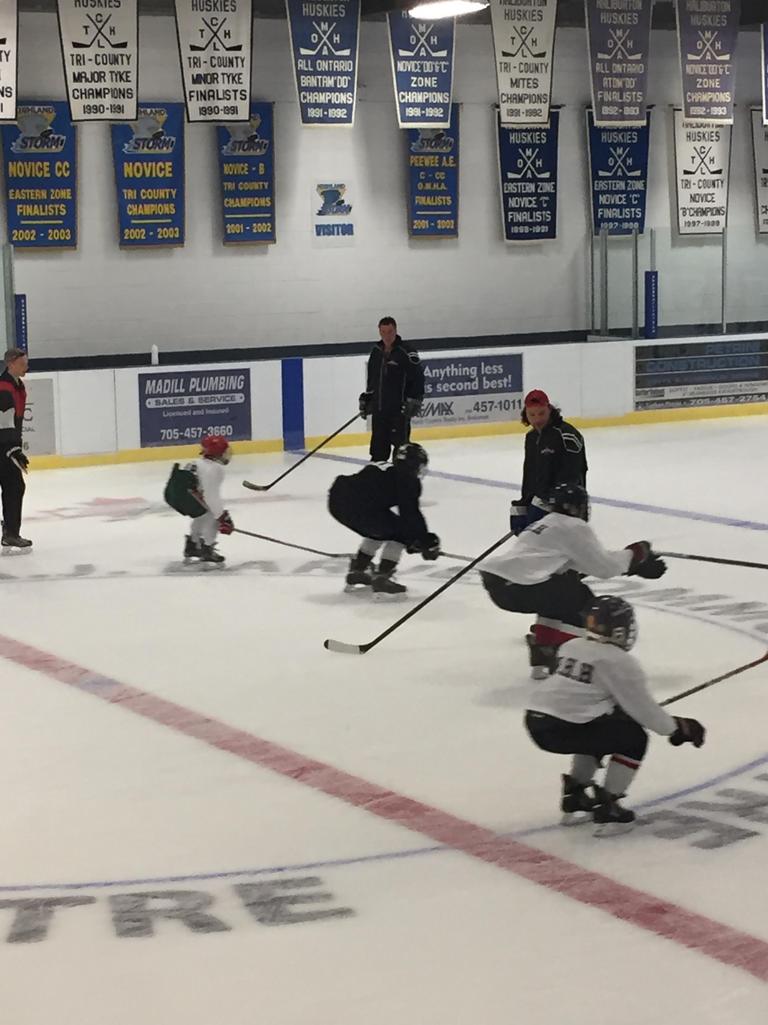 Camp Facilities Haliburton Hockey Haven